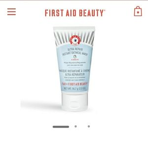Brand New First Aid Beauty Ultra Repair Instant Oa